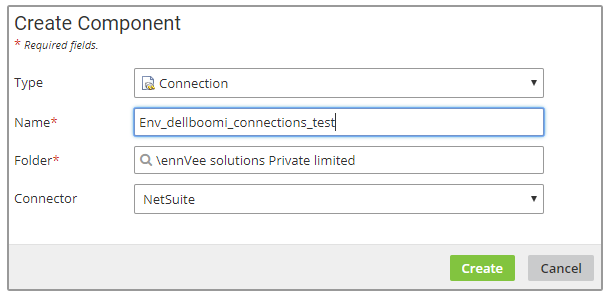 Integrating NetSuite Customers to Salesforce Accounts using Dell Boomi